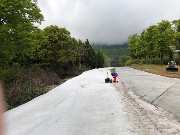 かぐらスキー場、連絡滑走路